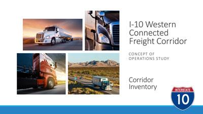 Workshop Corridor Inventory